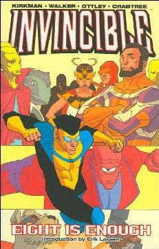 INVINCIBLE TP 02 EIGHT IS ENOUGH