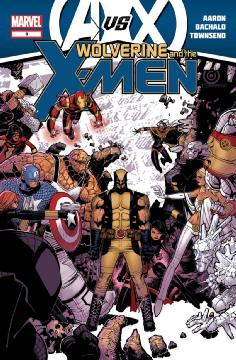 WOLVERINE AND X-MEN I (1-42)