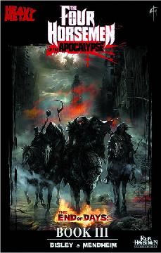 FOUR HORSEMEN OF THE APOCALYPSE TP 03