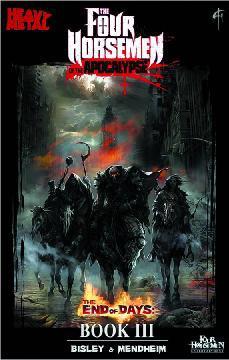 FOUR HORSEMEN OF THE APOCALYPSE TP 03
