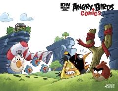 ANGRY BIRDS COMICS I (1-12)