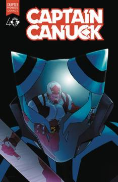 CAPTAIN CANUCK TP 02 THE GAUNTLET