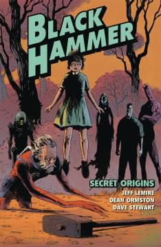 BLACK HAMMER TP 01 SECRET ORIGINS
