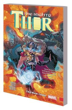 MIGHTY THOR TP 04 WAR THOR