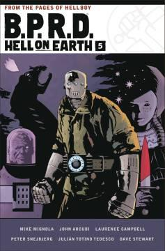 BPRD HELL ON EARTH HC 05