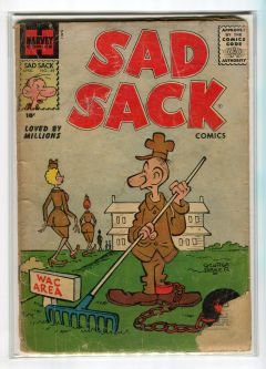 SAD SACK COMICS