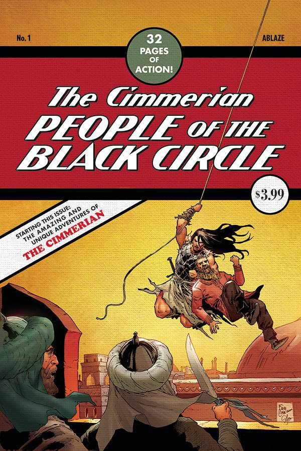 CIMMERIAN PEOPLE OF BLACK CIRCLE