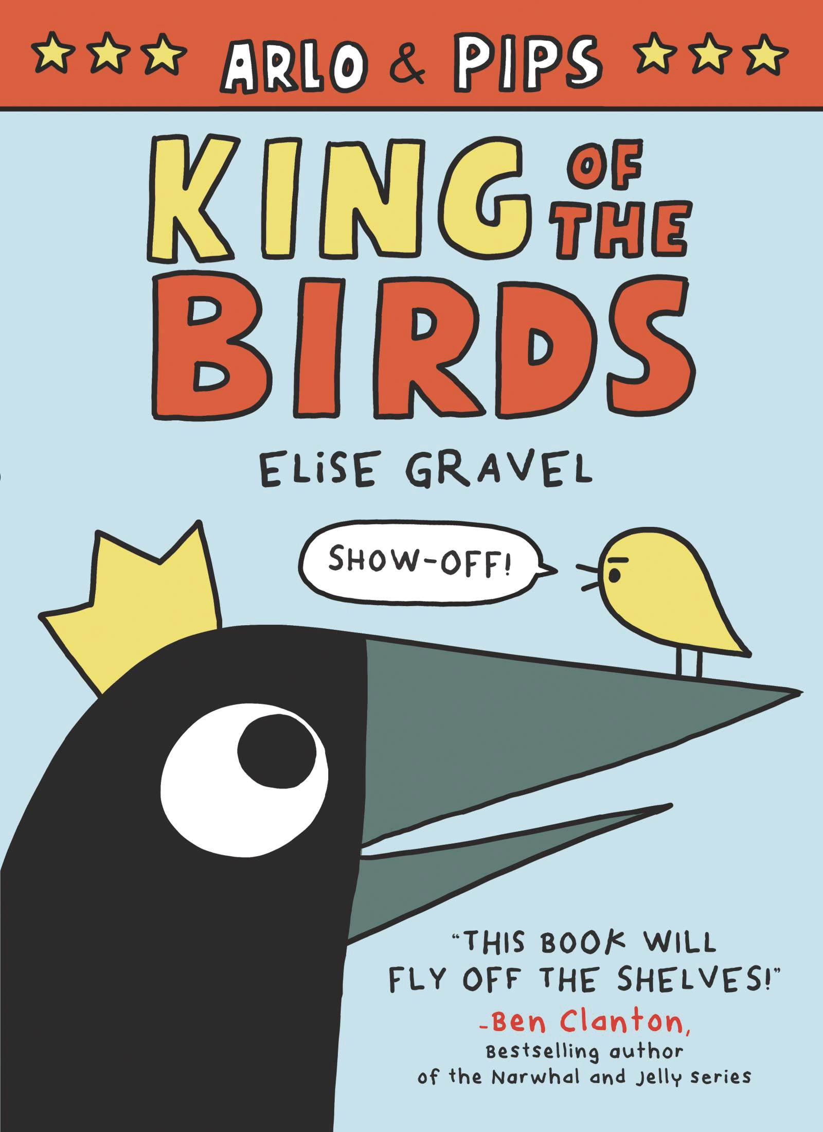 ARLO & PIPS YR TP 01 KING OF BIRDS