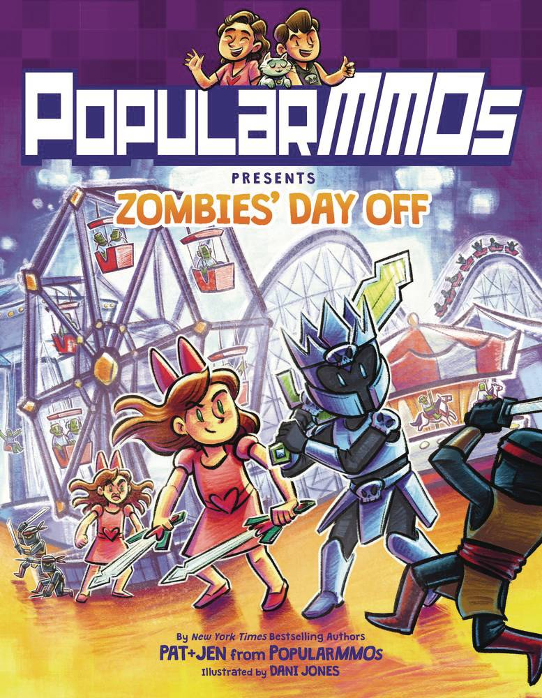 POPULARMMOS PRESENTS ZOMBIES DAY OFF HC