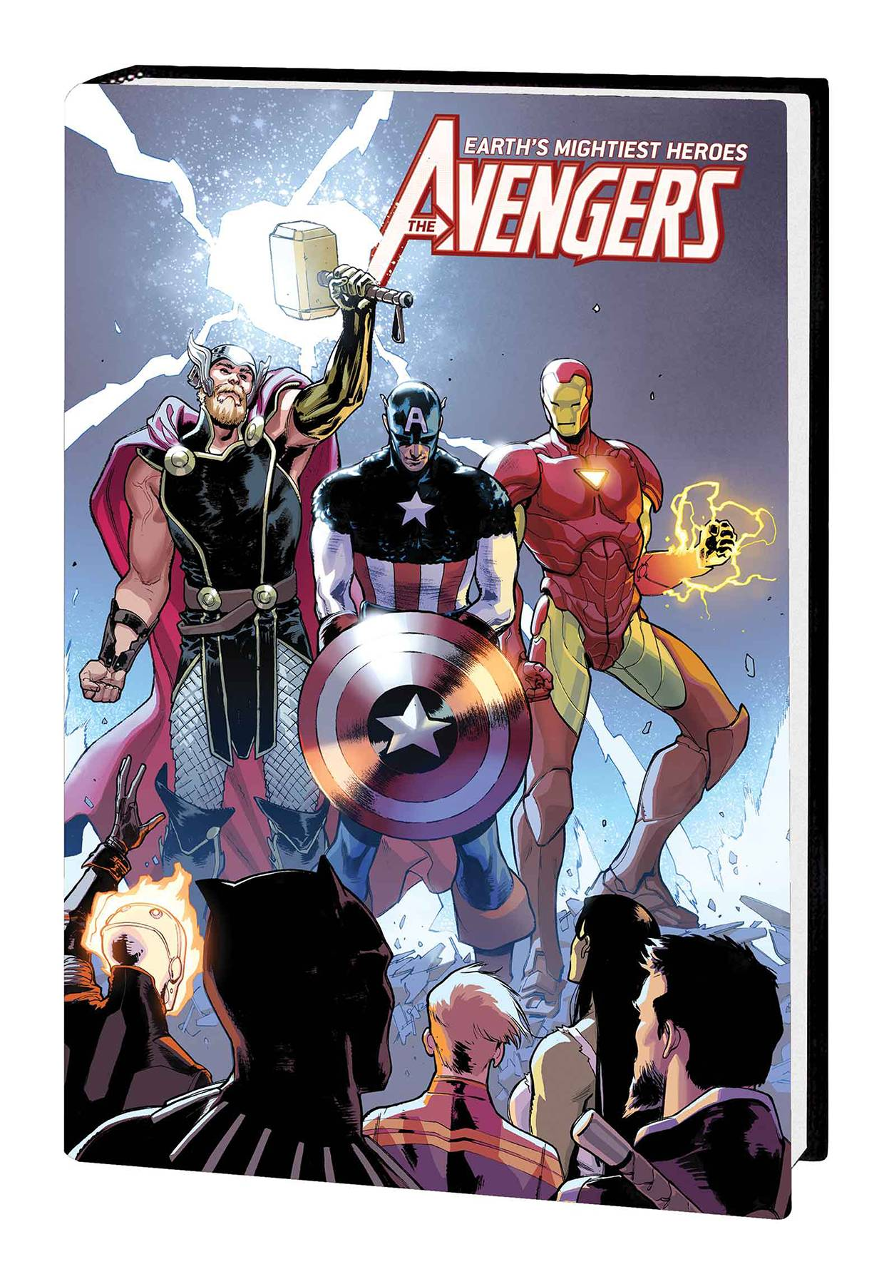 AVENGERS BY JASON AARON HC 01
