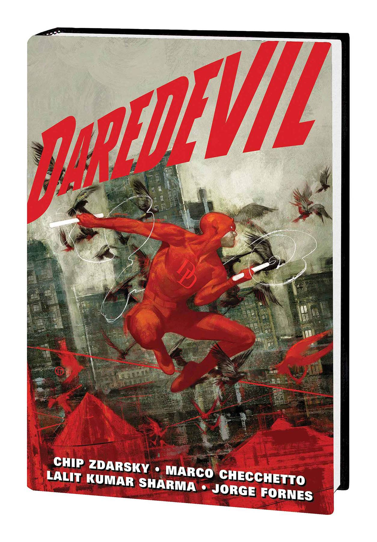 DAREDEVIL BY CHIP ZDARSKY HC 01 TO HEAVEN THROUGH HELL