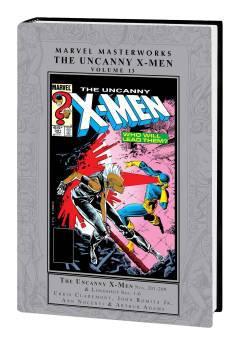 MARVEL MASTERWORKS UNCANNY X-MEN HC 13