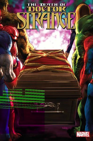 DF DEATH OF DOCTOR STRANGE #2 CGC GRADED