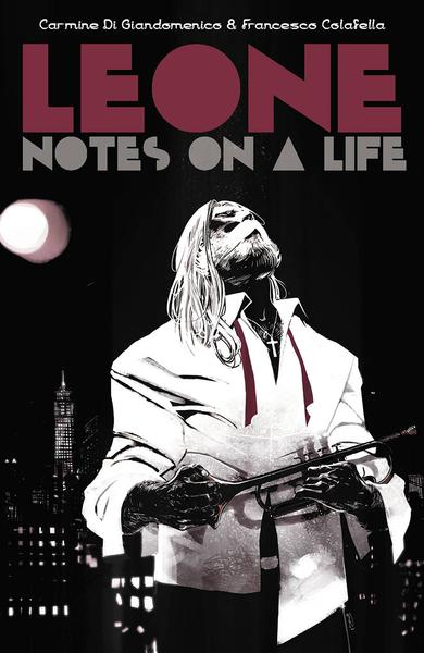 LEONE NOTES ON A LIFE TP 01