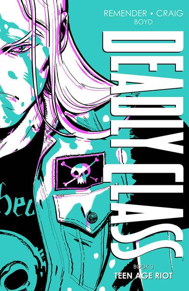 DEADLY CLASS DELUXE HC 03
