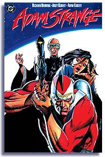 ADAM STRANGE THE MAN OF TWO WORLDS TP