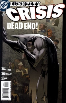 DC Identity Crisis