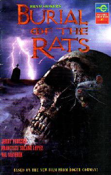 BRAM STOKERS BURIAL OF THE RATS (1-3)