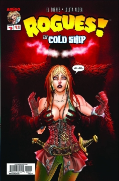 ROGUES II COLD SHIP