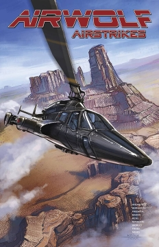AIRWOLF AIRSTRIKES TP 01