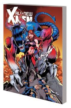 ALL NEW X-MEN TP 03 INEVITABLE HELL HATH SO MUCH FURY