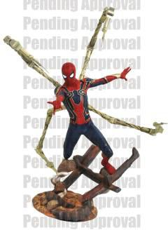 MARVEL PREMIERE AVENGERS 3 IRON SPIDER-MAN STATUE