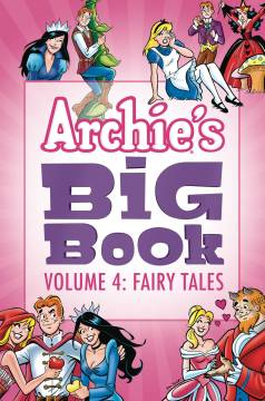 ARCHIES BIG BOOK TP 04 FAIRY TALES