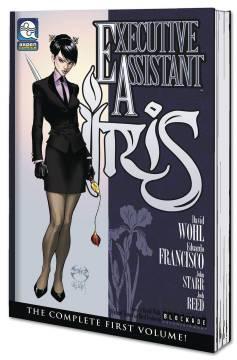 EXECUTIVE ASSISTANT IRIS TP 01