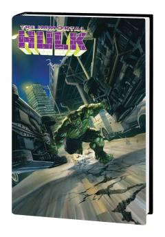 IMMORTAL HULK HC 01