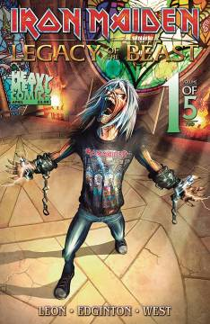 IRON MAIDEN LEGACY OF THE BEAST NIGHT CITY
