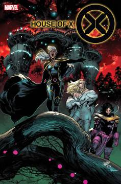 HOUSE OF X - #6 fn+