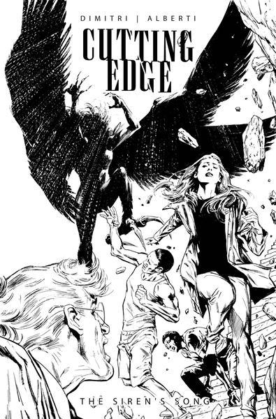CUTTING EDGE SIRENS SONG