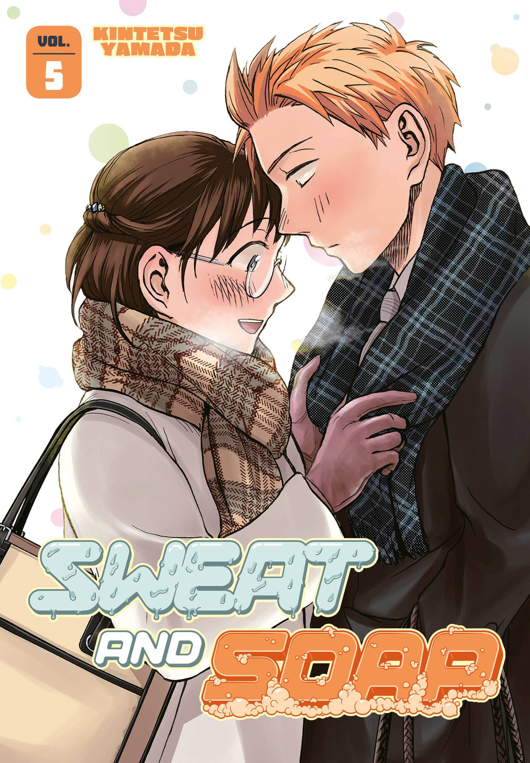 SWEAT AND SOAP GN 05