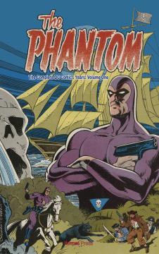COMPLETE DC COMICS PHANTOM HC 01