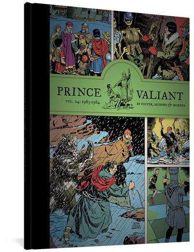 PRINCE VALIANT HC 24 1983-1984