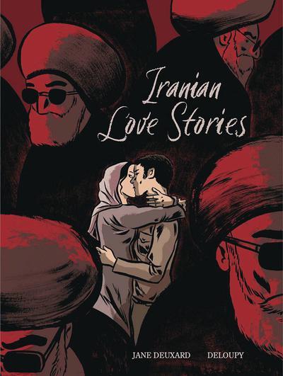 IRANIAN LOVE STORIES HC