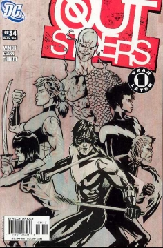 OUTSIDERS II (1-50)