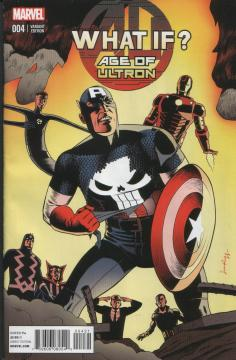 WHAT IF AGE OF ULTRON