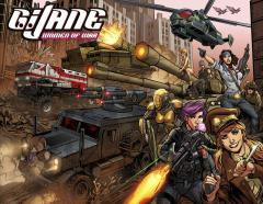 GI JANE WOMEN OF WAR