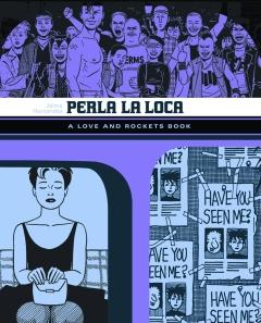 LOVE & ROCKETS LIBRARY JAIME TP 03 PERLA LA LOCA