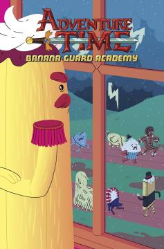ADVENTURE TIME BANANA GUARD ACADEMY