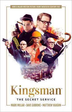 KINGSMAN SECRET SERVICE TP