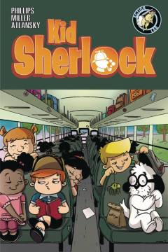 KID SHERLOCK TP 01