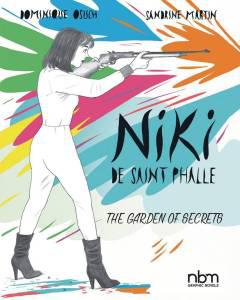 NIKI DE SAINT PHALLE GARDEN OF SECRETS HC