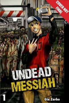 UNDEAD MESSIAH MANGA GN 01