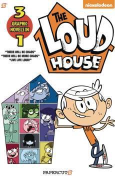 LOUD HOUSE 3IN1 TP 01