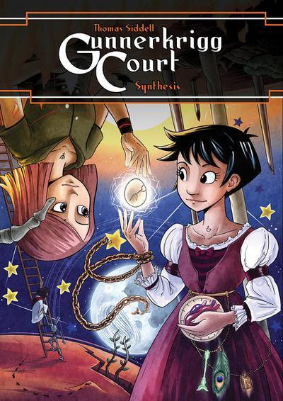 GUNNERKRIGG COURT TP 07