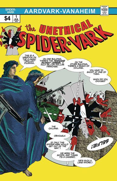 UNETHICAL SPIDER-VARK ONE SHOT
