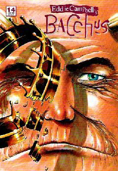 EDDIE CAMPBELLS BACCHUS