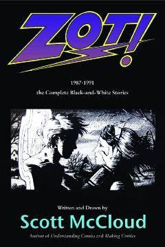 ZOT TP 01 COMP BLACK & WHITE STORIES 1987 TO 1991